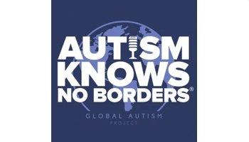 Image of Autism Knows No Borders logo
